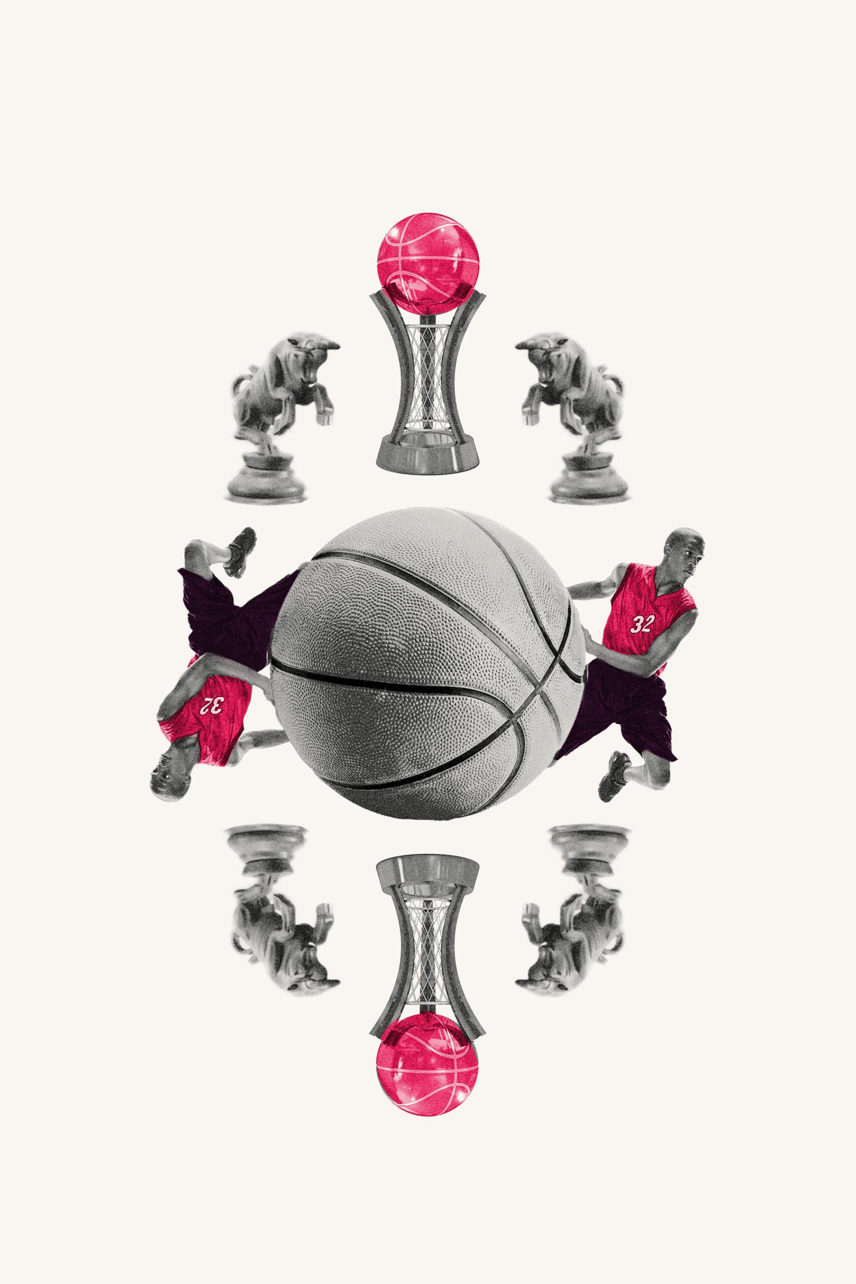 1995-96 Chicago Bulls - Branding Lesson